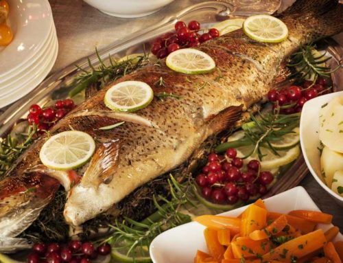 Vánoční rybí trhy 2019 na sádkách pod Jordánem